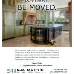 E.B. Morris Quarter Page Ad