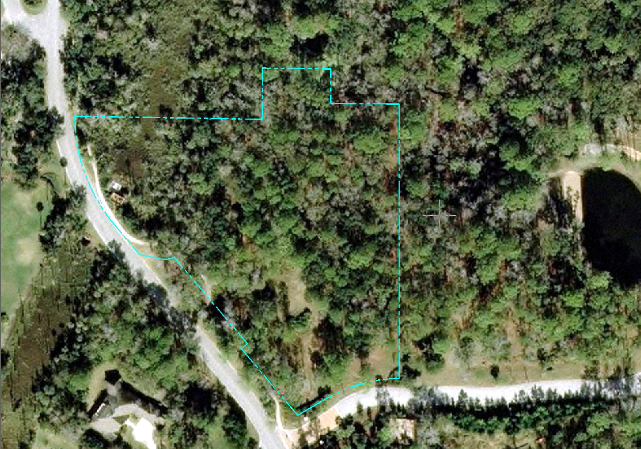 Lot 3 in the Found Forest enclave features a completely isolated backyard on 3.33 Acres & just one neighbor