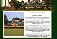 Marsh Landing Country Club Website